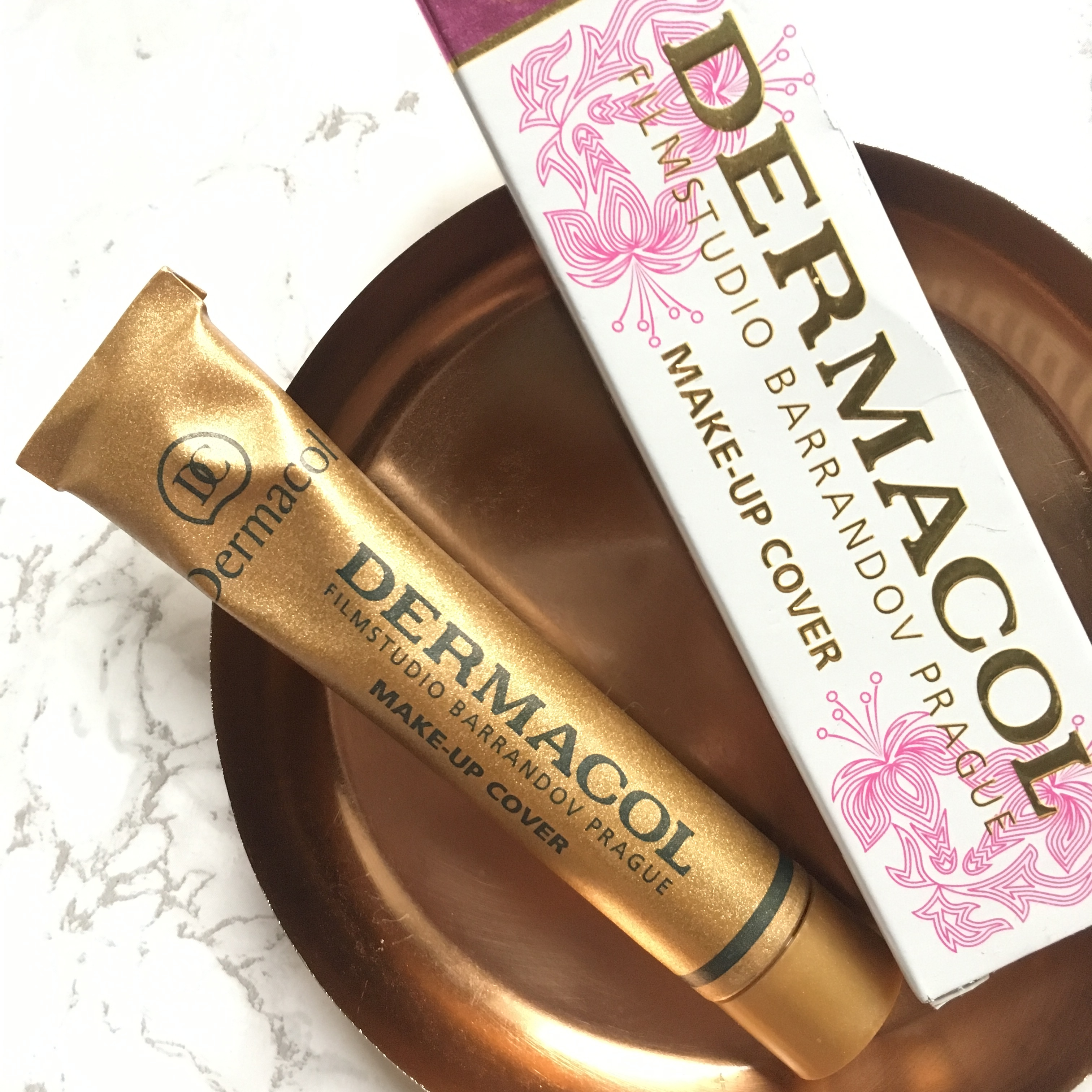 Dermacol Packaging